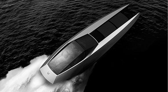 Яхта СodeX. Изображение № 1.