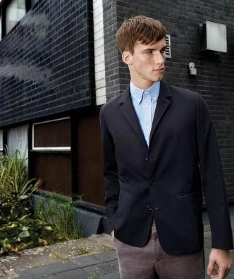 Kenneth MacKenzie for Fred Perry Laurel Wreath SS12. Изображение № 7.