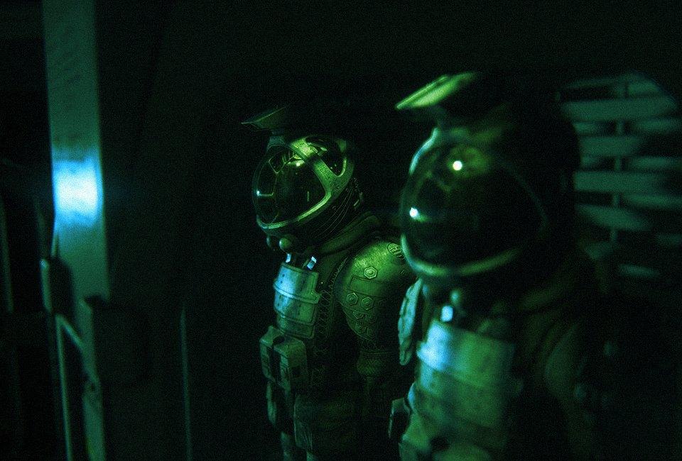«Представь, что ты большой желтый круг!»:  Пятеро человек играют в Alien: Isolation. Изображение № 13.