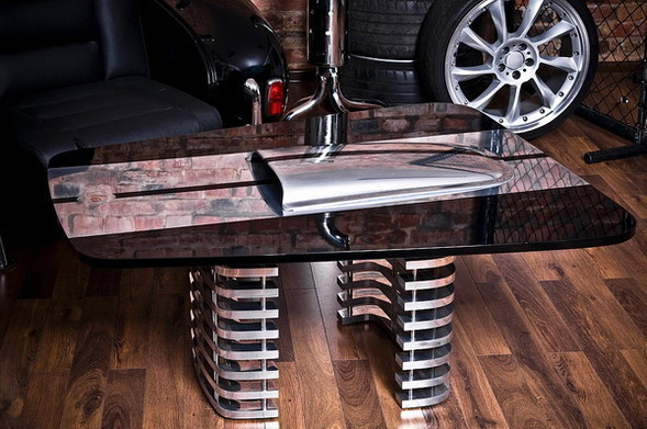 Мебель из автомобилей!. Изображение № 8.