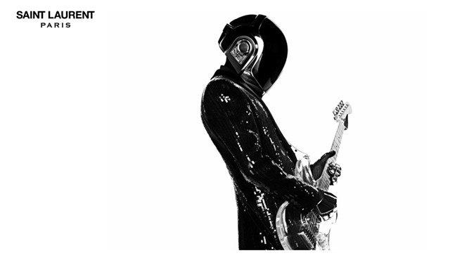 Daft Punk снялись для кампании Saint Laurent. Изображение № 1.