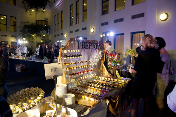 Десертный Бал 2011 - закрытие Московского Гастрономического Фестиваля. Изображение № 18.