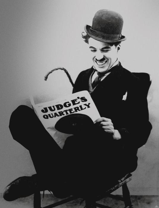 Изображение 3. «БЫТЬ САМИМ СОБОЙ». В память о Чарли Чаплине.. Изображение № 5.