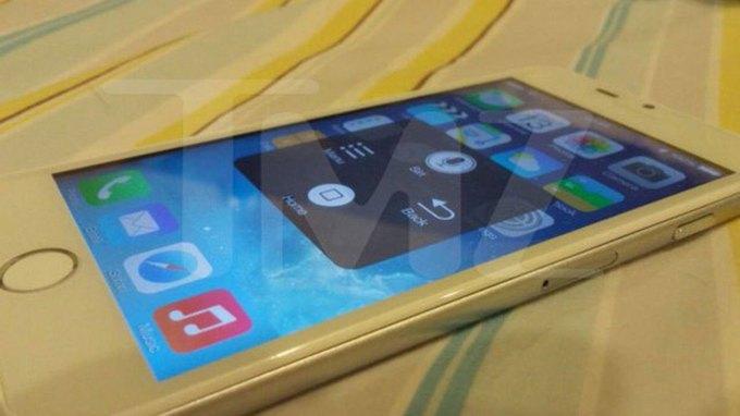 В Сети появились новые фотографии iPhone 6. Изображение № 1.