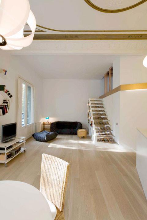 Дизайн интерьера SANTPERE47 от Miel Architects. Изображение № 3.