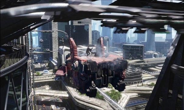 Дизайнеры показали процесс создания городов из «Стартрека». Изображение № 1.