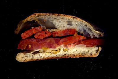 Scanwiches. Аты сканируешь свой сэндвич?. Изображение № 20.