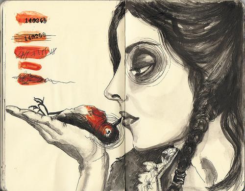 Мексиканская художница ERIKA KUHN. Изображение № 23.
