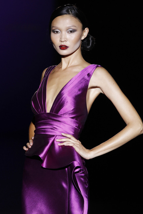 Madrid Fashion Week SS 2012: Hannibal Laguna. Изображение № 10.
