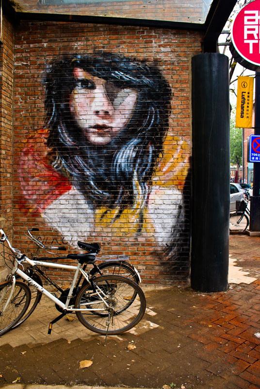 Street Art в районе 798. Пекин. Изображение № 18.