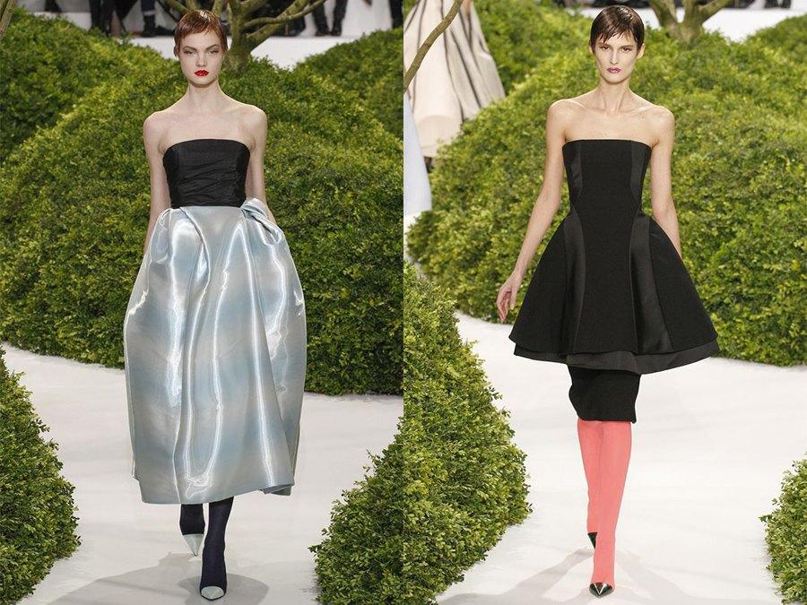 Кутюр в деталях:  Dior и Giambattista Valli. Изображение № 5.
