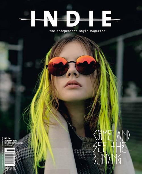 Показаны новые обложки Acne Paper, Contributor, Interview и Vogue. Изображение № 7.