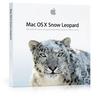Snow Leopard. Изображение № 1.