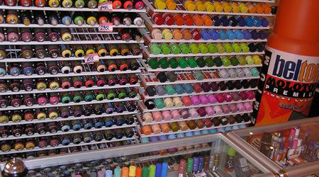 Краска, краска, краска – раскрась этужизнь. Изображение № 1.