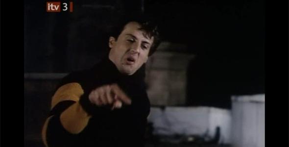 Сильвестр Сталлоне и его указующий палец. Изображение № 2.