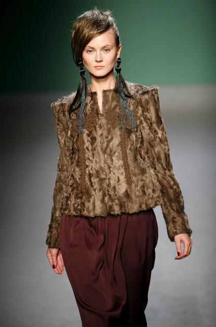 Alena Akhmadullina AutumnWinter 2009–2010. Изображение № 1.