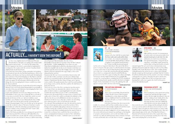 Лучшие журналы месяца на Issuu.com. Изображение № 75.