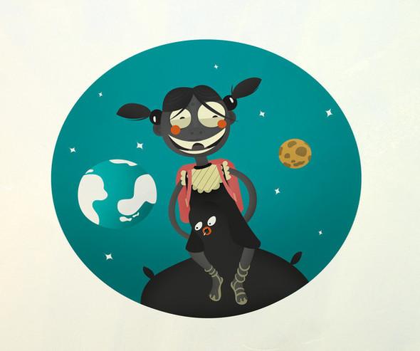 Гоу Гоу Зомби! - Иллюстратор из Санкт-Петербурга. Изображение № 12.
