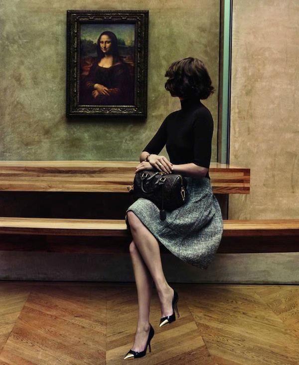 Вышли кампании Dior, Prada, Louis Vuitton и других марок. Изображение № 30.