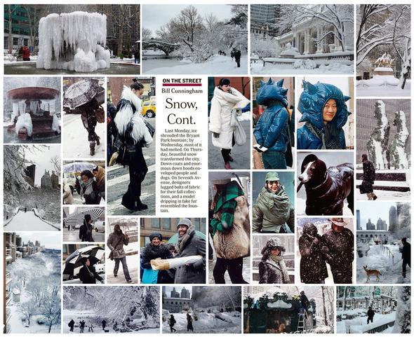 Изображение 5. Bill Cunningham New York.. Изображение № 4.