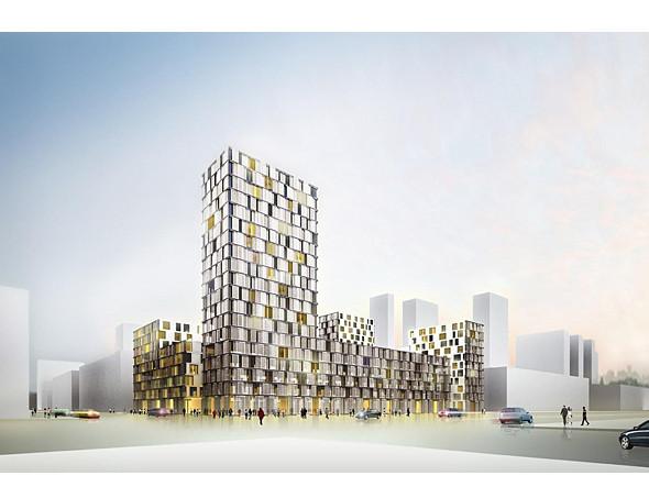 Dutch touch: Гид по современной голландской архитекторе. Изображение № 47.