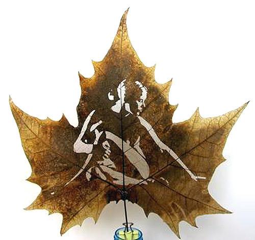 Резьба по листьям. Изображение № 14.