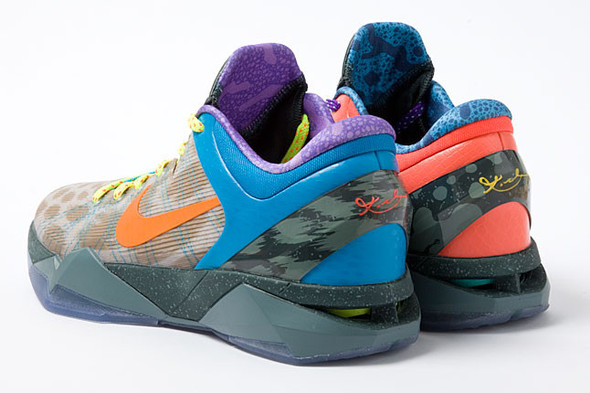 Nike Zoom Kobe 7 (What The Kobe – WTK). Изображение № 3.