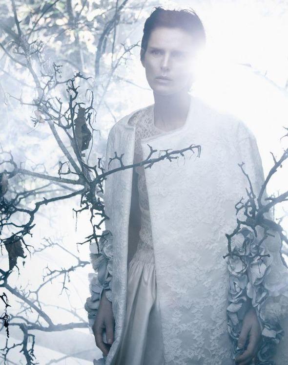 Snow White: Модные съемки к выходу «Ледникового периода». Изображение № 19.