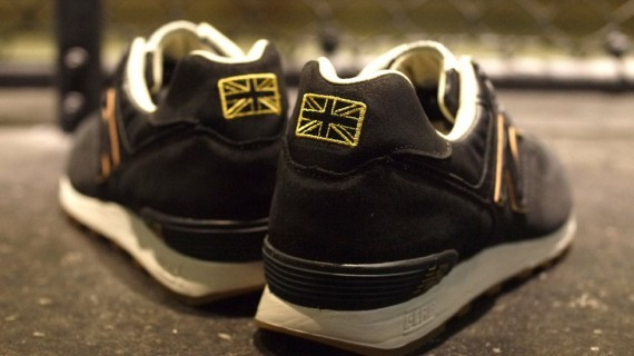 New Balance M576 The Road to London Pack. Изображение № 10.