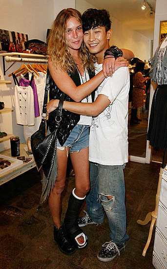 Erin Wasson&RVCA&Fashion. Изображение № 13.