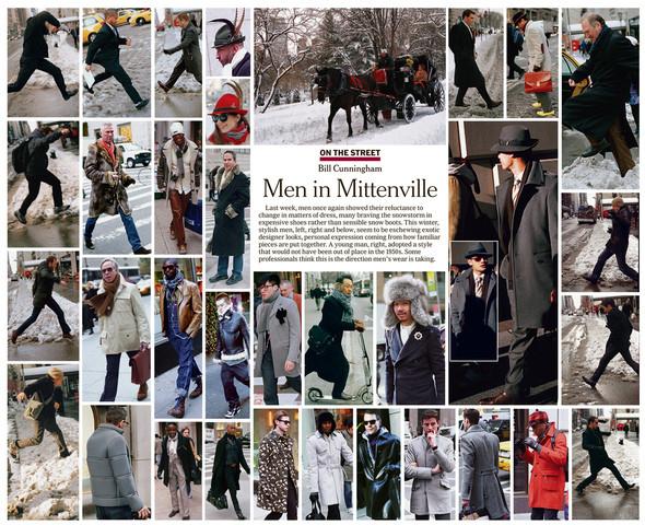 Изображение 3. Bill Cunningham New York.. Изображение № 2.