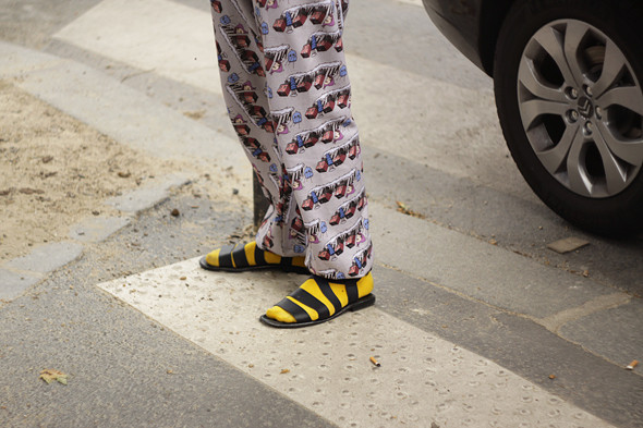 Изображение 53. Детали: Мужская неделя моды в Париже.. Изображение № 53.