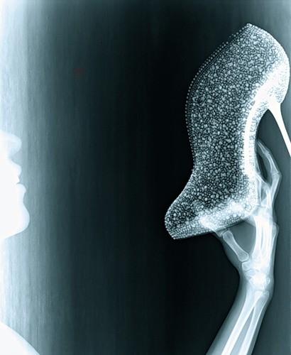 Benedetta Bonichi: Взгляд изнутри - рентген как искусство. Изображение № 8.
