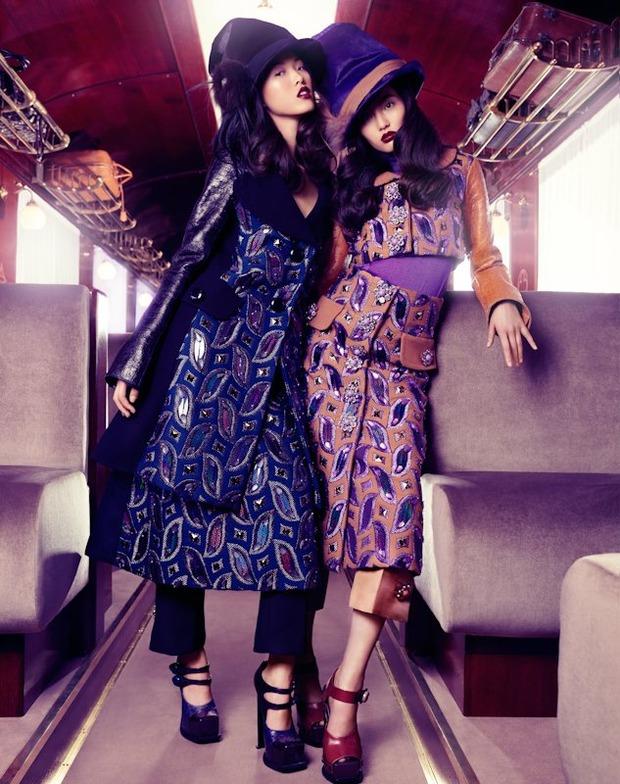 Вышли новые съемки Vogue, i-D, 10 и Interview. Изображение № 68.