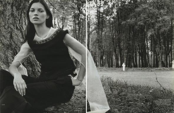 Первый номер Vogue Russia. PART 2. Изображение № 13.