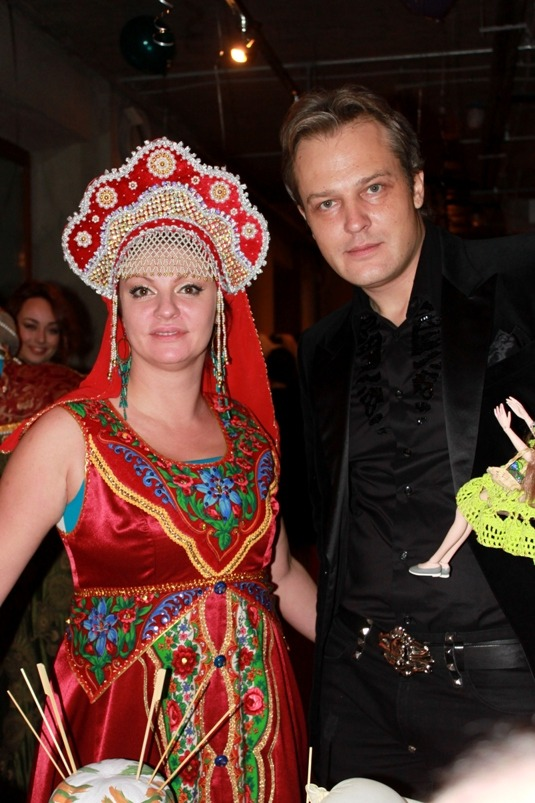 Звезды отметили Хеллоуин по-русски. Изображение № 3.