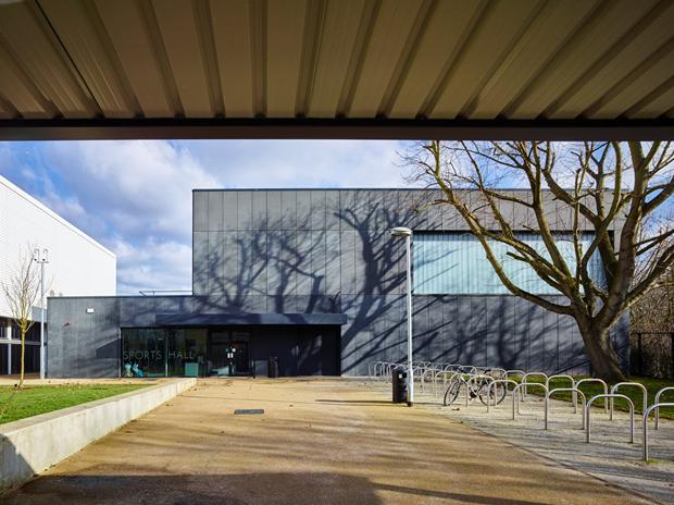 Школа в Бёрнтвуде (Англия) / Allford Hall Monaghan Morris. Изображение № 3.