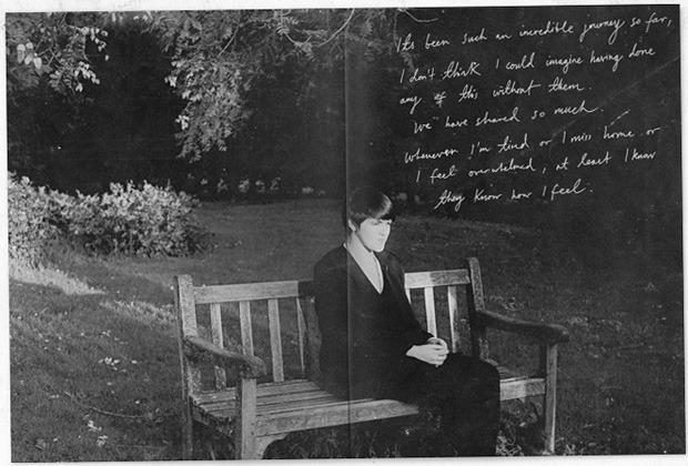 The xx выпустили собственный зин. Изображение № 3.