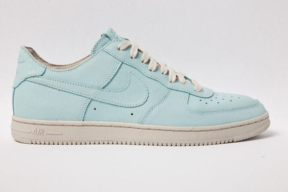 NIKE AIR FORCE 1 LOW LIGHT (JULEP). Изображение № 3.