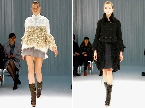 Изображение 6. Показы на Paris Fashion Week FW 2011: день 3.. Изображение № 18.