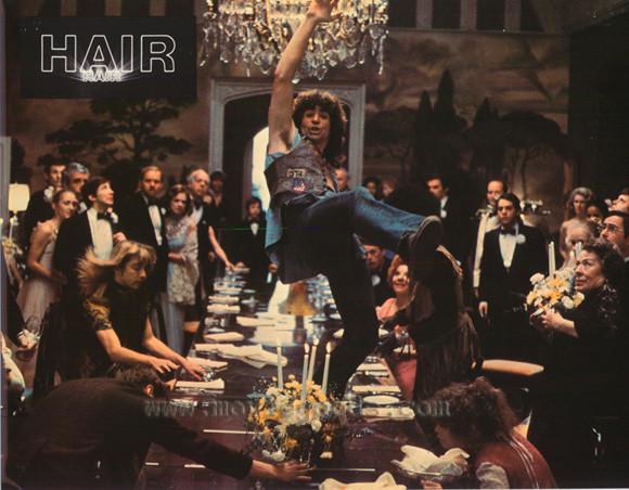 Культовое кино Hair (Волосы) Милоша Формана. Изображение № 2.