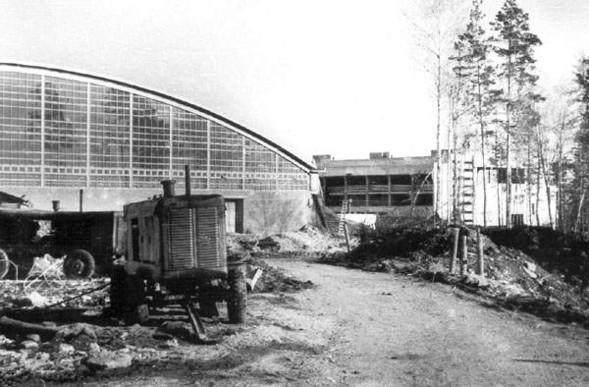 Заброшенный советский большой адронный коллайдер. Изображение № 2.