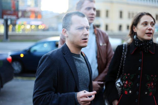 Роман Волобуев, GQ. Изображение № 16.