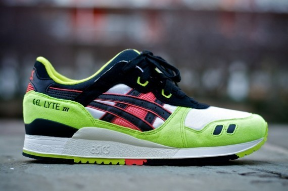 Asics Gel Lyte III + GT-II Fall/Winter 2011 релизы в Kith. Изображение № 6.