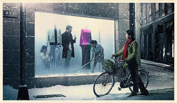 Китайский социализм и высокая мода, от Квентина Шиха. Изображение № 16.