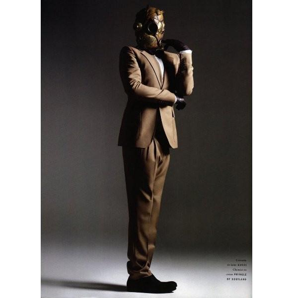 Изображение 10. Новые мужские съемки: Vogue Hommes, GQ и другие.. Изображение № 10.