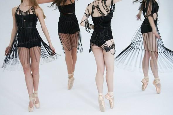 Кампания: Балерины для Bliss Lau FW 2011. Изображение № 5.