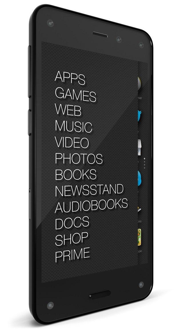Amazon выпустил 3D-смартфон с функцией сканирования объектов . Изображение № 2.