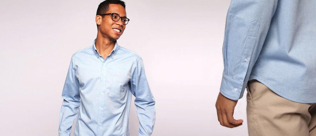 5 инноваций в повседневной одежде. Изображение № 11.