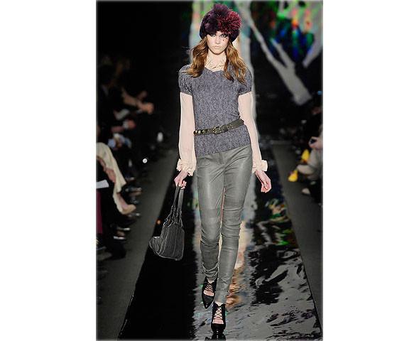 Неделя моды в Нью-Йорке: Четвертый и пятый дни. Изображение № 3.